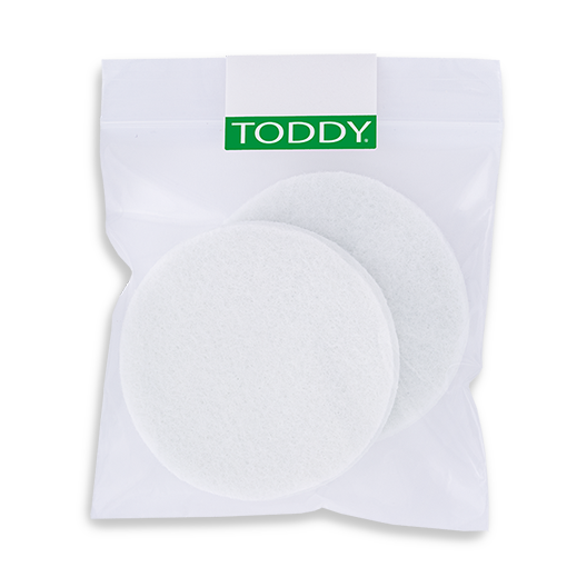 Toddy cold brew system felt filters in set of two in package